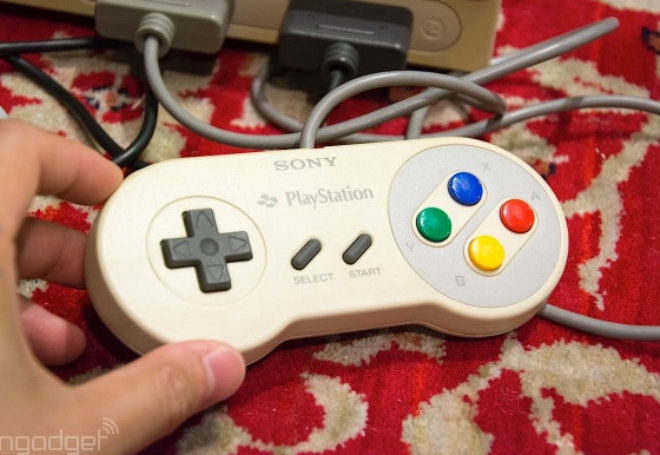nintendo playstation manette face