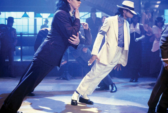 smooth criminal michael jackson lean