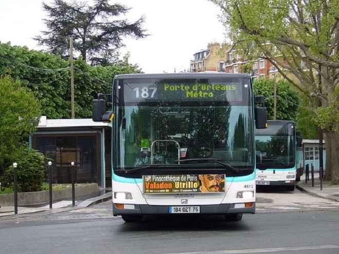 transports commun gratuis paris