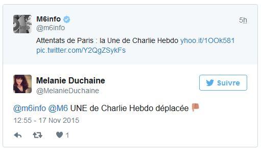 twit charlie hebdo avis internautes