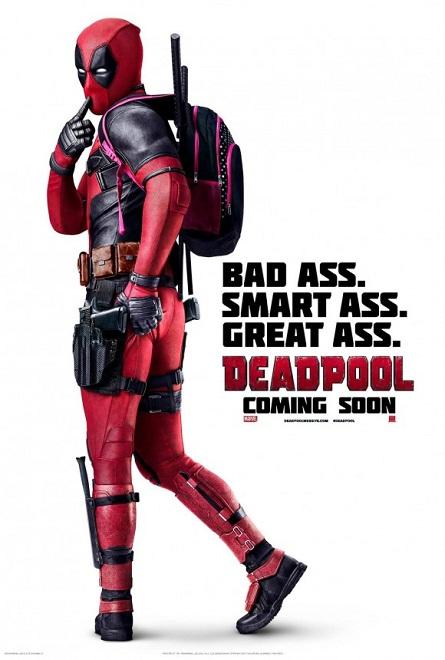 deadpool nouvelle affiche promotionnelle