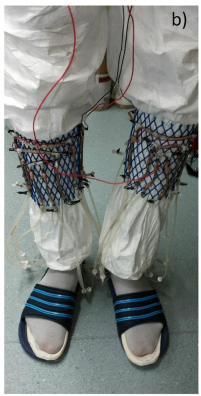 prototype chaussettes autonomes