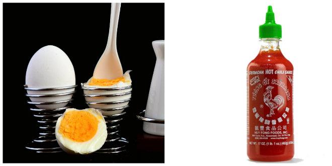 œuf-dur-sriracha