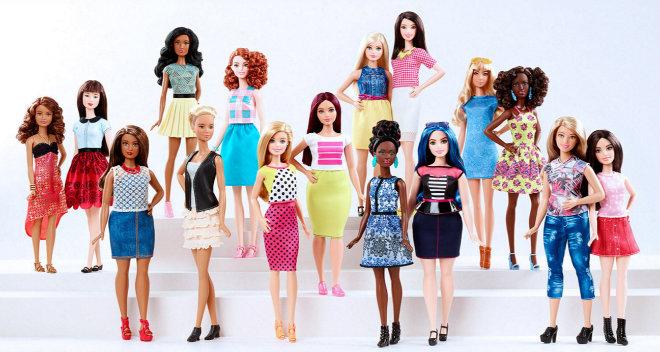 barbie nouvelle génération