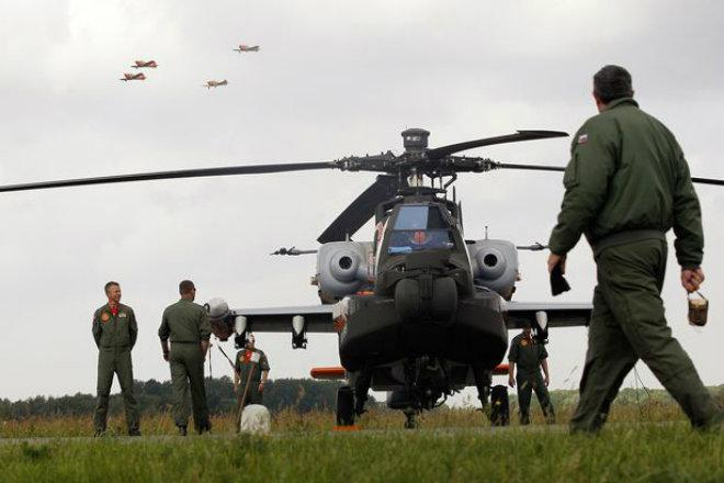 base militaire