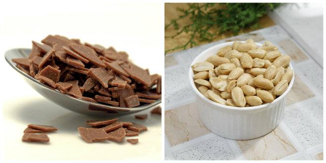 cacahuete-chocolat