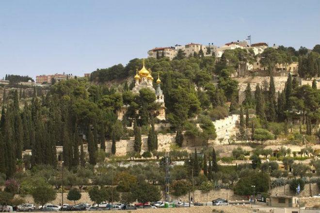 jardin de gethsemane