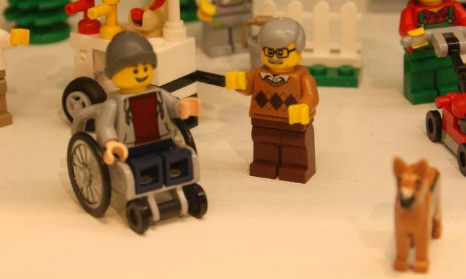 lego handicap