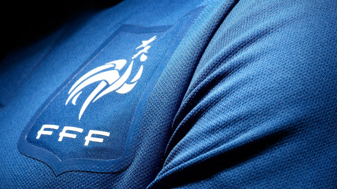 maillot 2016 euro federation française football