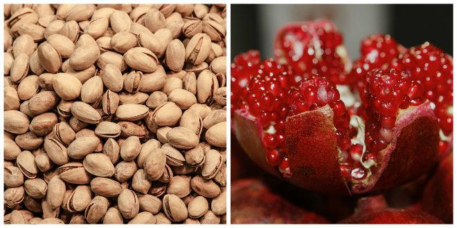 pistache-grenade