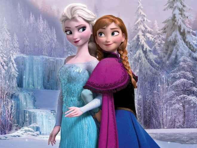 La reine des neiges 2 date de sortie pr vue pour 2019 - Photo la reine des neige ...
