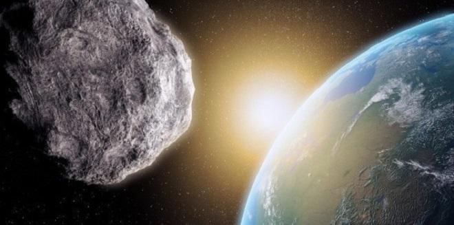 astéroïde frôler terre
