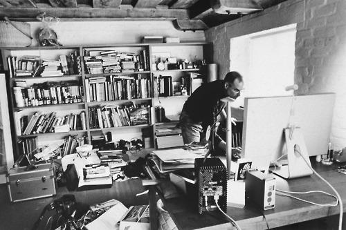 Bureaux Steve Jobs
