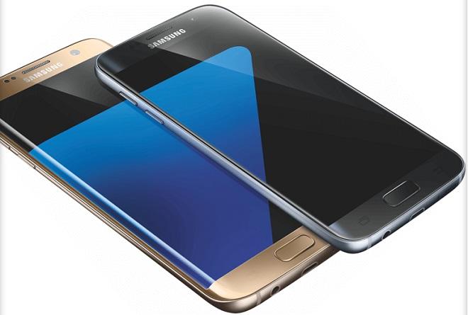 première image du Galaxy S7