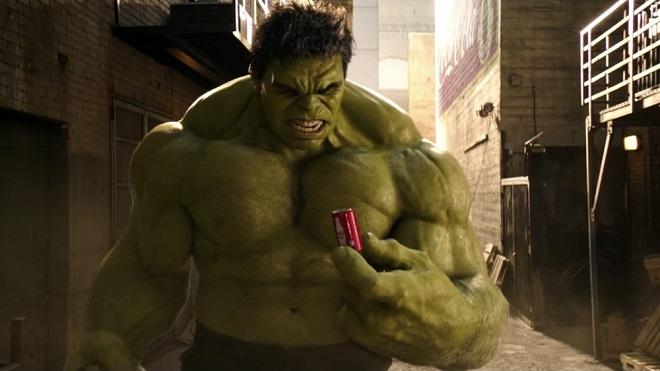 hulk ant man coca cola