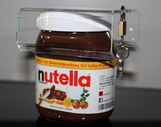 pot nutella cadenas