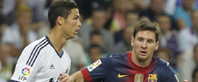 Lionel Messi Cristiano Ronaldo - meurte fan