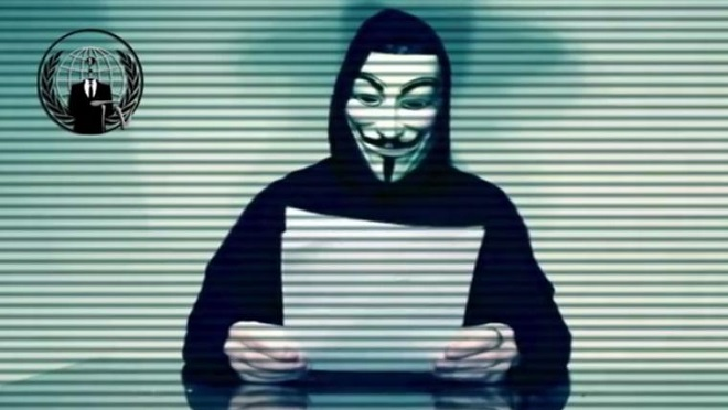 Les anonymous déclarent la guerre à Donald Trump