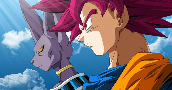 dragon ball super france 2016