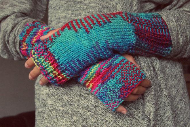 gants chaleur