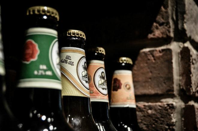 alcool biere
