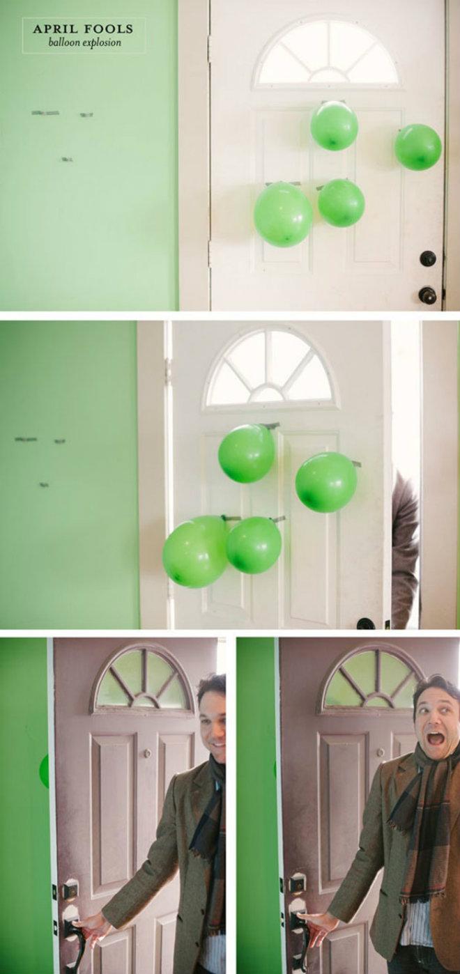 ballons-porte