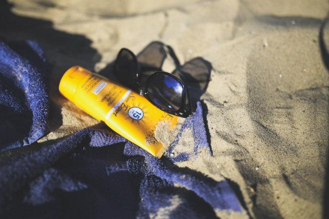 creme solaire infertilite