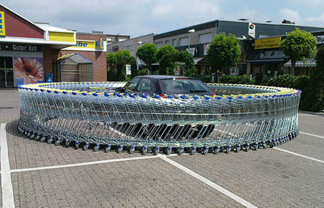 encercler-voiture-caddies