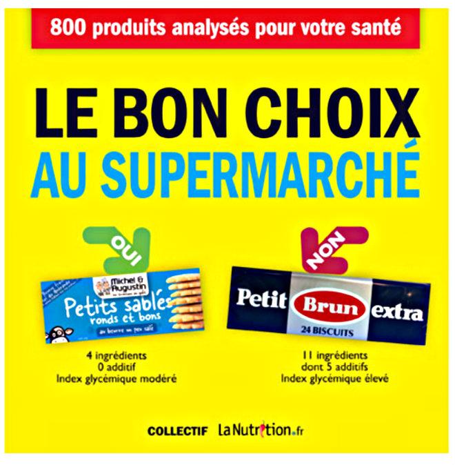 le bon choix au supermarche