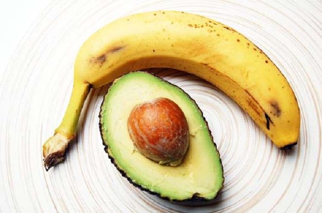 banane avocat bonne humeur