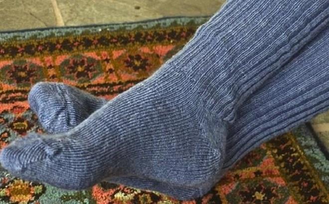 chaussettes sans odeurs