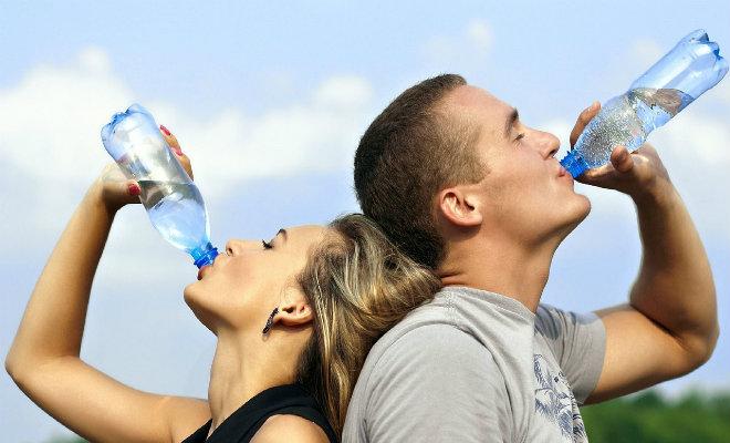 gastro eau bouteille