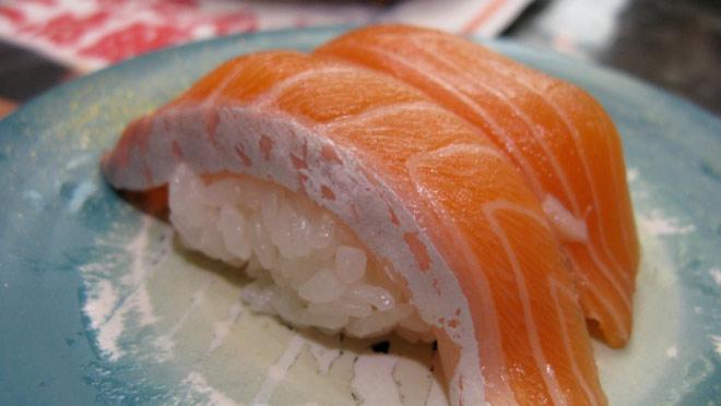 oméga 3 dans le saumon