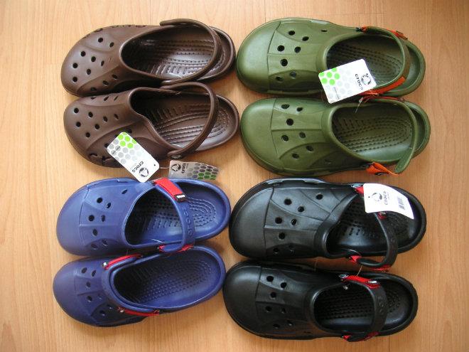 sandales crocs mauvaise pieds