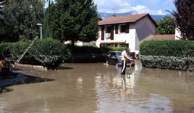 sinistres inondation