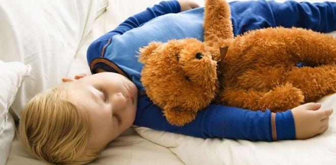 temps sommeil enfant