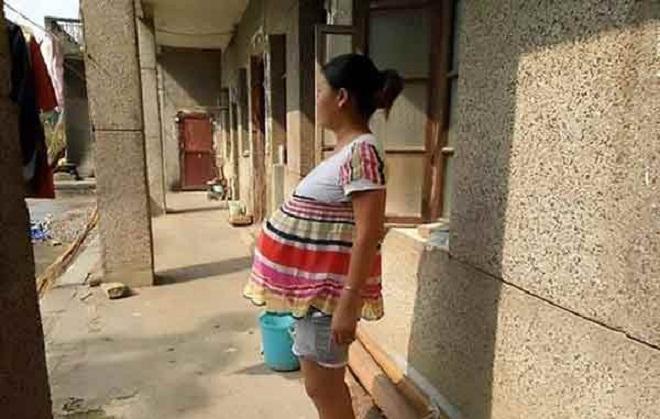 Wang-Shi-grossesse
