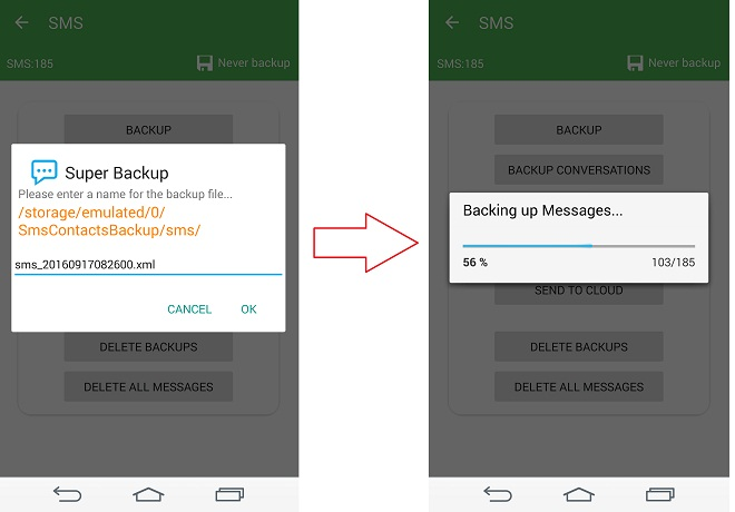 android-backup-sms