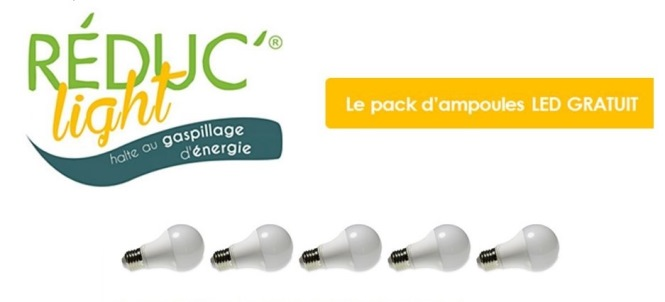 reduc light ampoules led gratuites