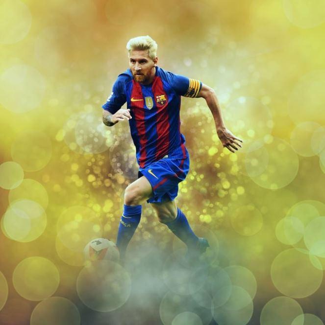 Meilleur buteur Lionel Messi
